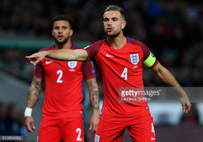 Liverpool FC International Watch: Henderson captains England and Coutinho features in another Brazil win