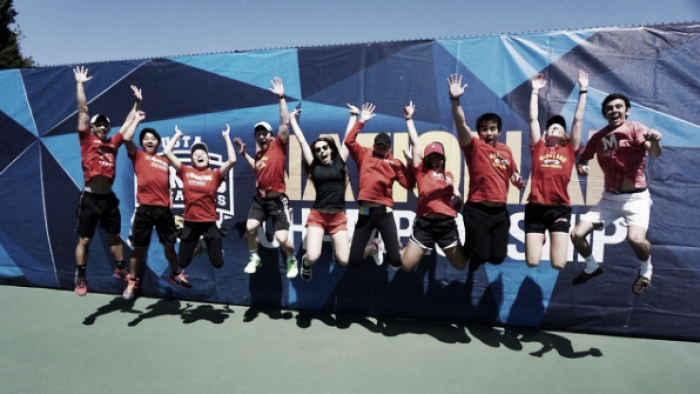 USTA Tennis on Campus Mid-Atlantic team preview: University of Maryland Terrapins