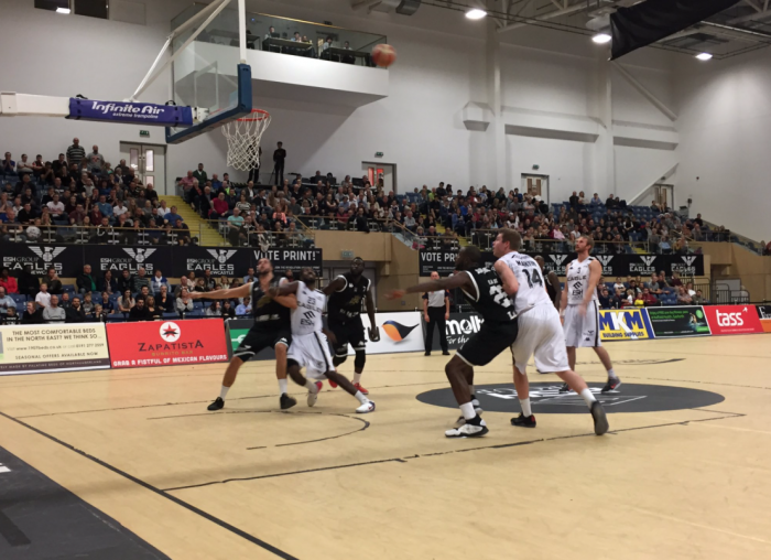 Newcastle Eagles 78-88 London Lions: Lions inflict first defeat of season on Eagles