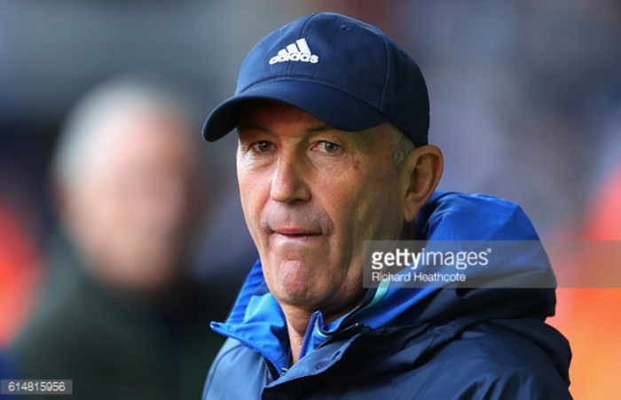 Tony Pulis pleased with improved second-half display in West Brom's 1-1 draw with Spurs