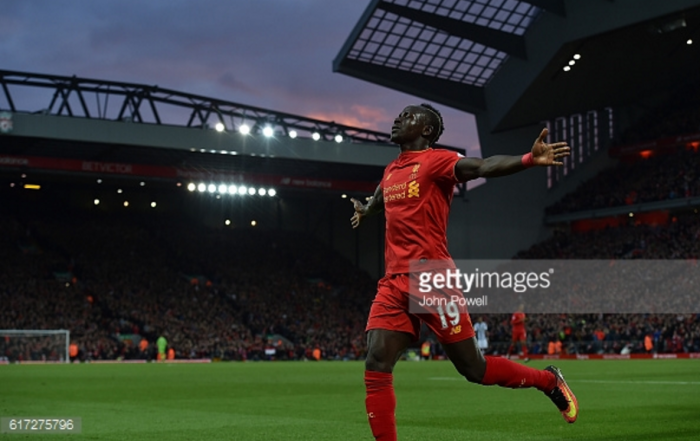 Liverpool's attacking understanding a product of our hard work in training, says Sadio Mane