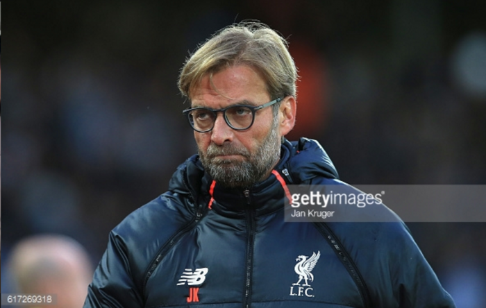 Jürgen Klopp: Liverpool haven't even come close to 100 per-cent yet this season