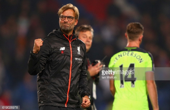 Jürgen Klopp: Liverpool cannot get in Palace situation often, but we have the quality to find solutions when we do