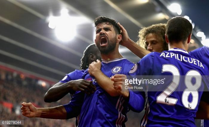 Southampton 0-2 Chelsea: Clinical Blues too good for uninspiring Saints