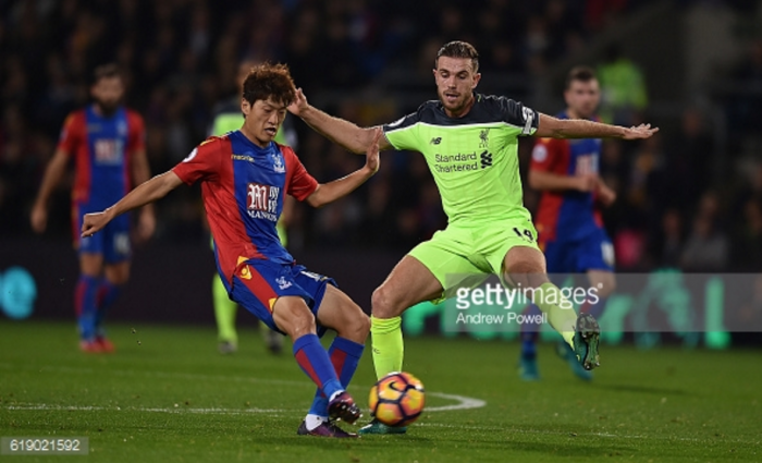 Liverpool captain Jordan Henderson: We must improve upon the mistakes we made against Palace