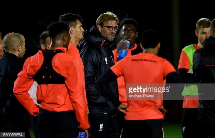 No injury concerns ahead of Watford clash, says Liverpool boss Jürgen Klopp