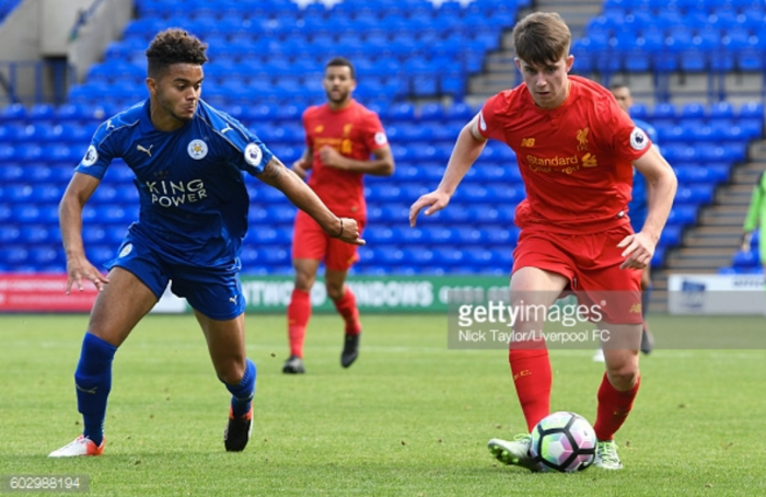 Liverpool hand trio of Academy graduates Stewart, Alexander-Arnold and Woodburn new contracts