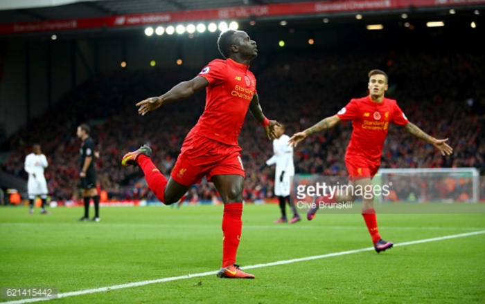 Liverpool's Sadio Mane on five-man shortlist for BBC African Footballer of the Year award