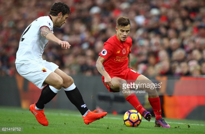 Opinion: A consistent Coutinho vital to Liverpool's title hopes