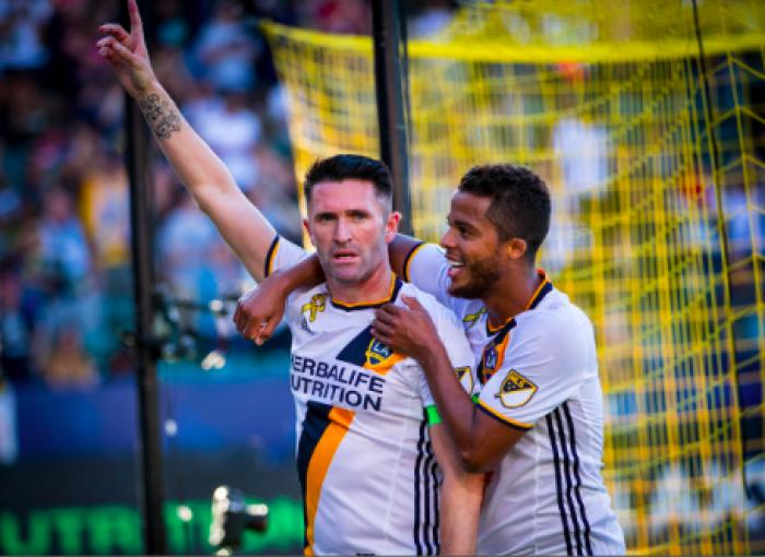 Robbie Keane leaving LA Galaxy after 3 MLS Cup titles