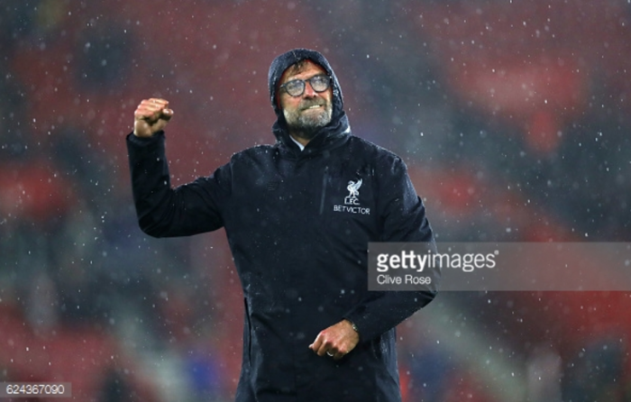 "Jürgen Klopp: Liverpool performance against Southampton was ""better than we could have expected"""