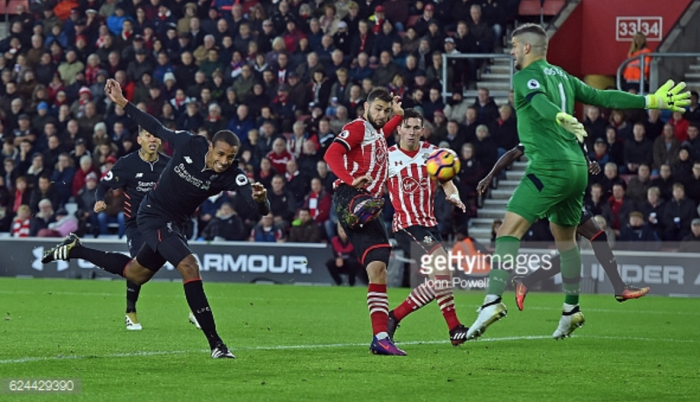 We can live with a point away at Southampton, insists Liverpool's Joel Matip