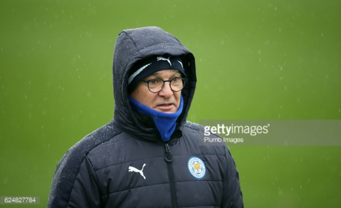 Leicester manager Claudio Ranieri: Only our results are different in Europe and in the league, not our performances