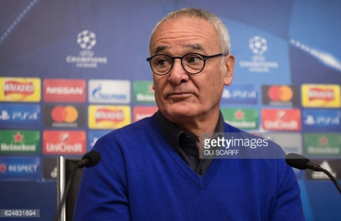 Claudio Ranieri not worried about potential Leicester relegation despite poor league form