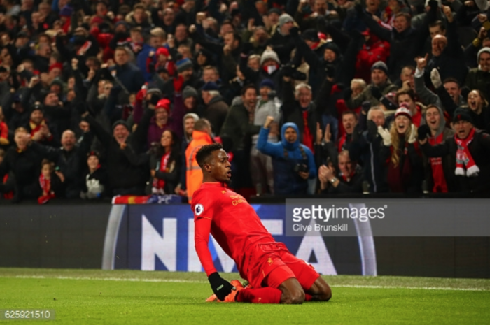 Liverpool 2-0 Sunderland: Late Origi and Milner goals put Reds temporarily back at the top