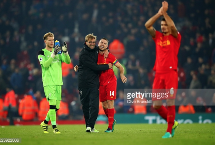 Jürgen Klopp: Sunderland the most defensive team I've ever played against, because of Liverpool's quality