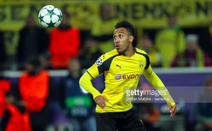 Pierre-Emerick Aubameyang sees long-term future at Borussia Dortmund