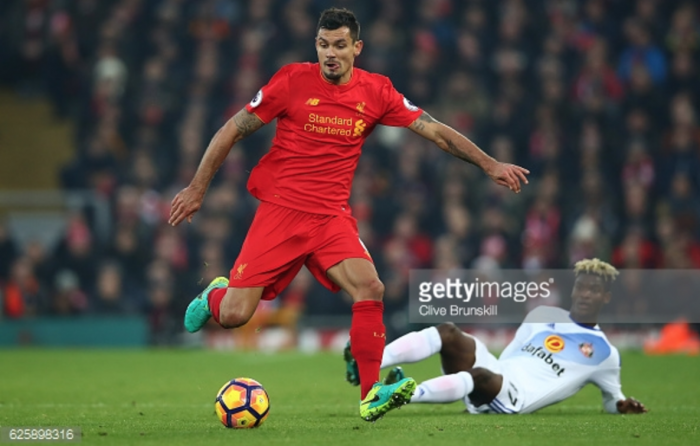 Liverpool only at 85 per-cent of potential defensively, declares centre-back Dejan Lovren
