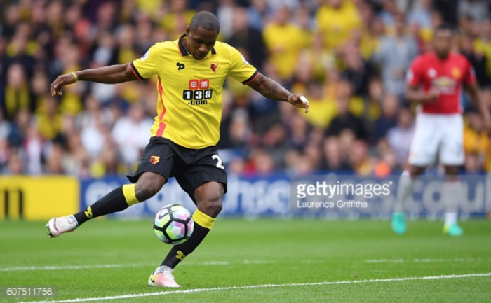 Watford striker Odion Ighalo not for sale, says Walter Mazzari