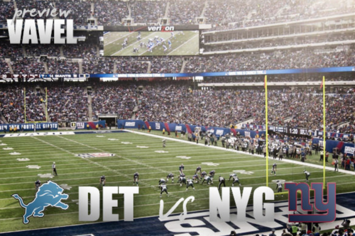 more photos d2b47 58691 Detroit Lions vs New York Giants preview: Giants continue ...