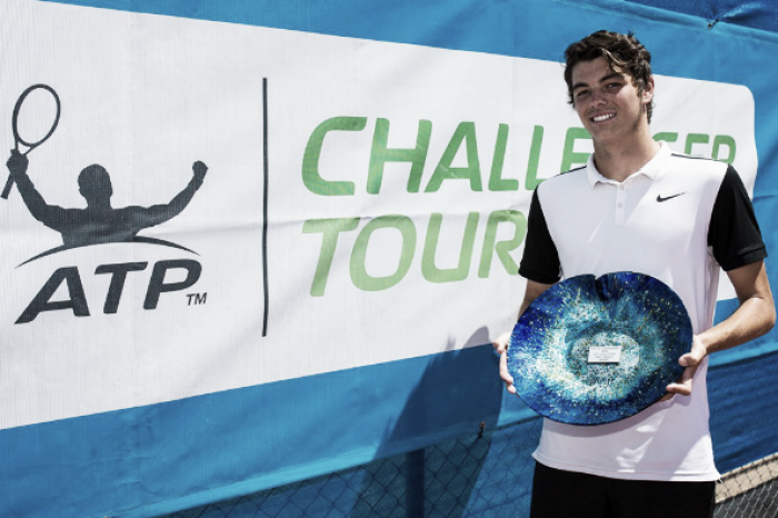 Taylor Fritz withdraws from Brisbane International, enters Happy Valley Challenger
