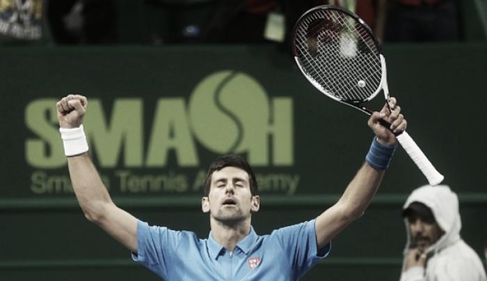 Новак Джокович сыграет с Вердаско на Australian Open