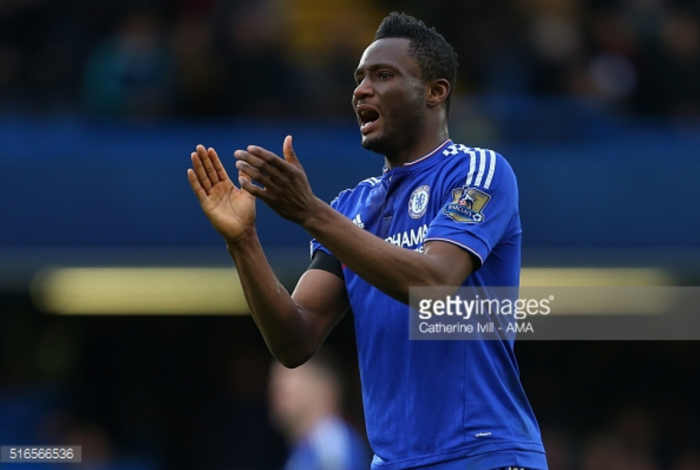 John Obi Mikel joins Chinese Super League side Tianjin TEDA to end 10-year Chelsea career
