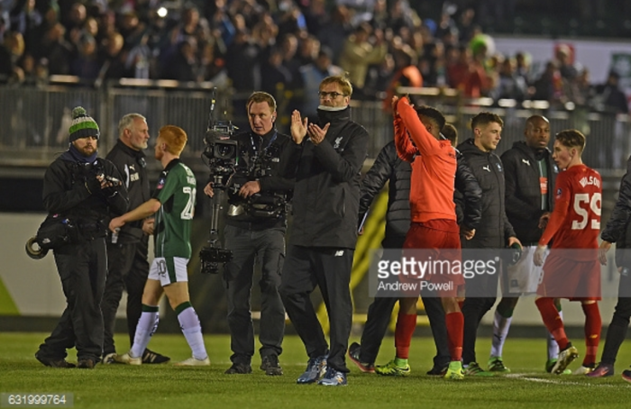 Liverpool boss Jürgen Klopp: Beating Plymouth 3-0 would have been perfect, but 1-0 is also good