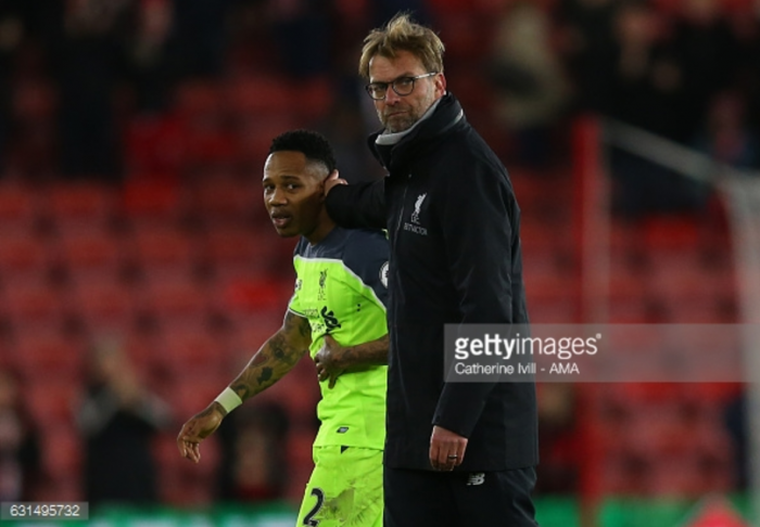 Liverpool boss Jürgen Klopp: We'll name a strong squad to face Wolves, hopefully Clyne will play
