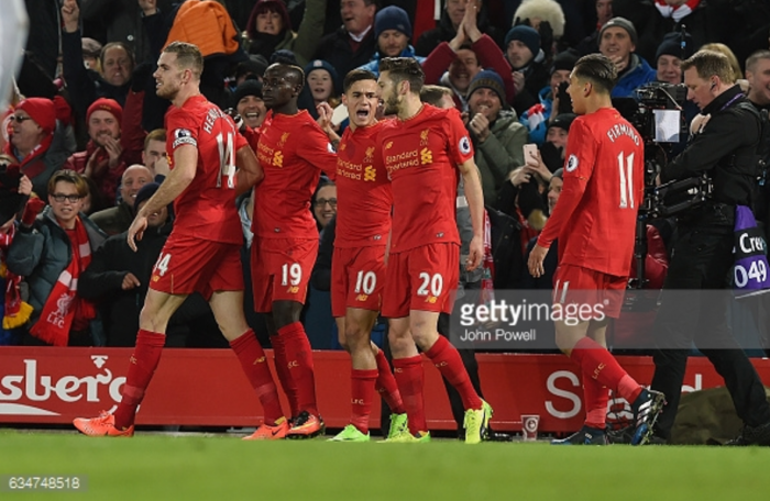 Liverpool 2-0 Tottenham Hotspur: Player ratings as Reds earn huge three points against title-chasing Spurs