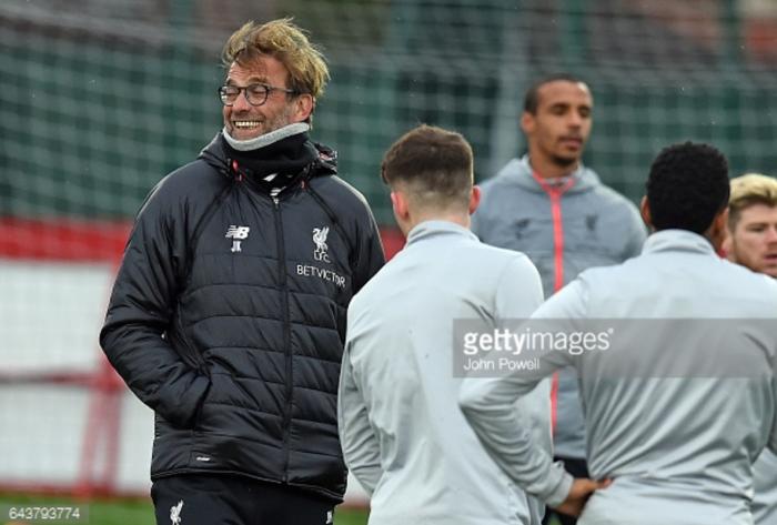 Liverpool boss Jürgen Klopp not expecting Leicester changes on Monday despite Ranieri sacking