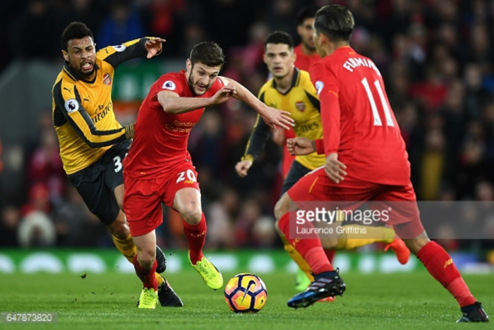 arsenal vs liverpool 4 4