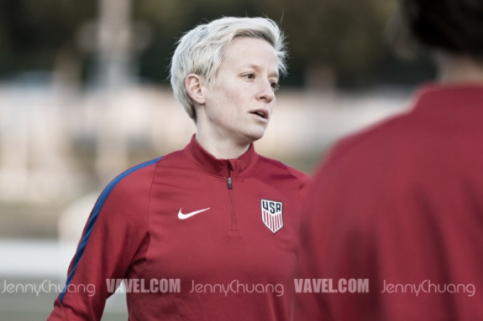 New US Soccer National Anthem Policy Unfairly Targets, Silences Women's Team
