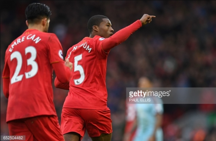 Liverpool were a bit lucky to beat Burnley, admits goalscorer Georginio Wijnaldum