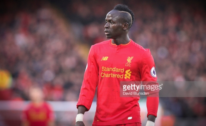 Liverpool winger Sadio Mané named in PFA Team of the Year