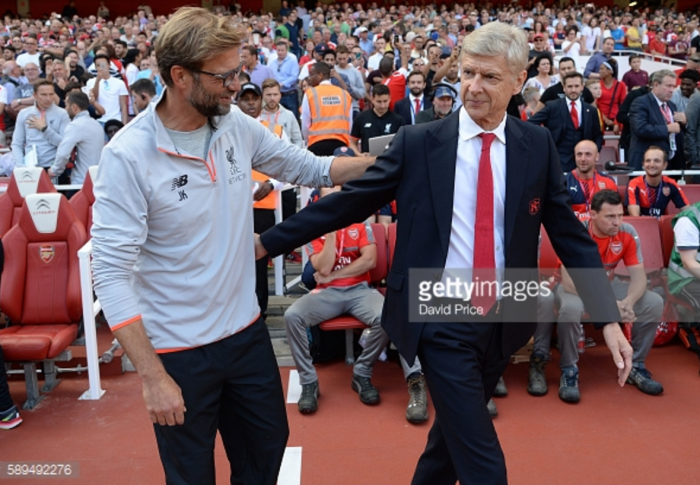 39th EPL match between Arsenal & Liverpool could be on