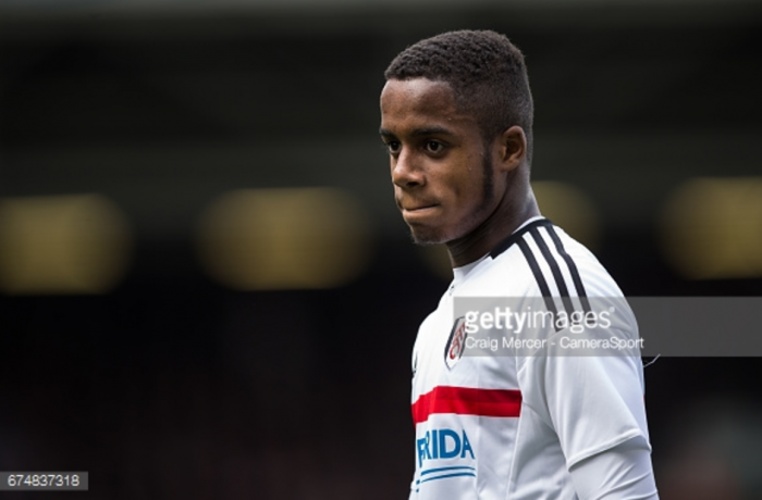 Fulham teenager Ryan Sessegnon still Liverpool's first-choice left-back target