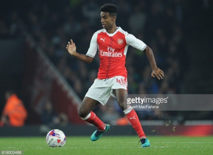 Gedion Zelalem suffers knee ligament damage at Under 20s World Cup