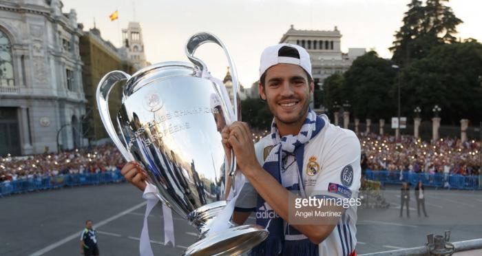 Report: Alvaro Morata agrees to join Manchester United