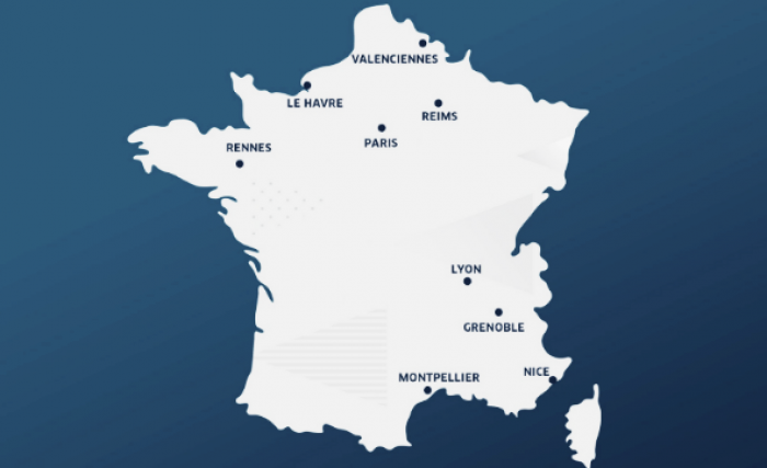 France announces host cities for 2019 Women's World Cup