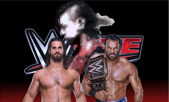Seth Rollins faces Jinder Mahal on WWE Live event