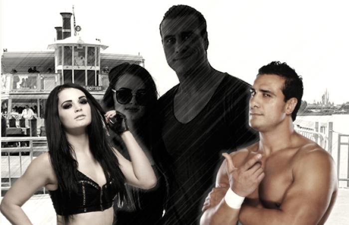 The Paige and Alberto Del Rio saga