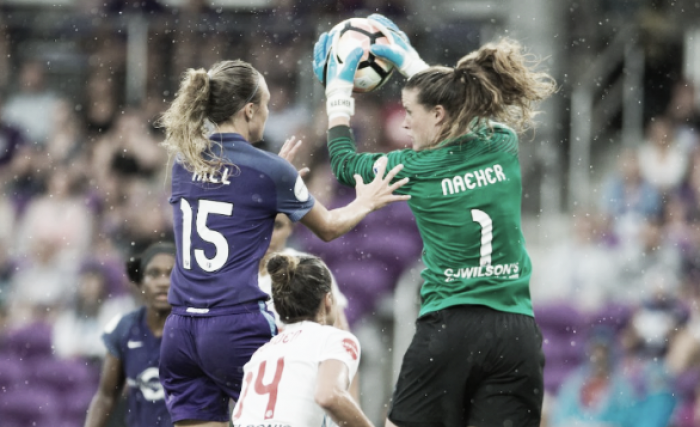 Chicago Red Stars survive to defeat the Orlando Pride 1-0