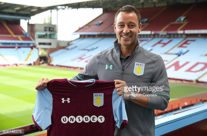 John Terry targets Chelsea return as manager after joining Aston Villa