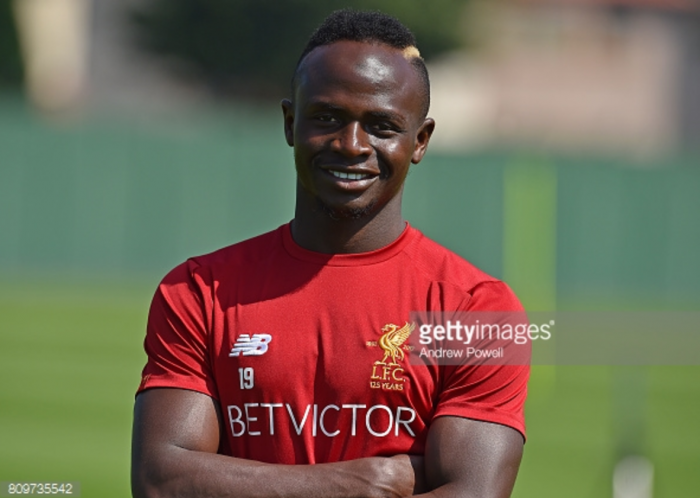 Liverpool winger Sadio Mané set to return to full training after positive recovery from knee injury
