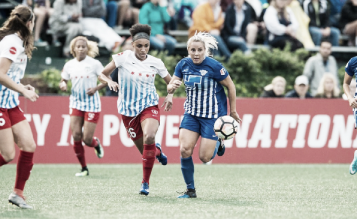 Boston Breakers hold the Chicago Red Stars to a 0-0 draw