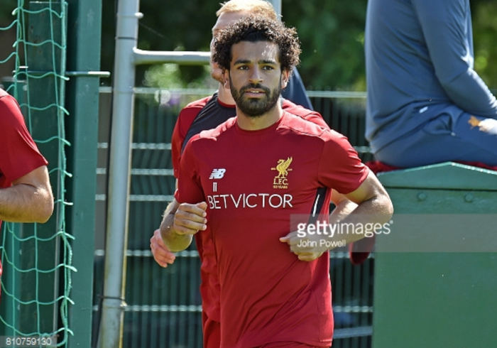 Liverpool winger Mohamed Salah to miss Reds' first pre-season friendly due to work permit problems