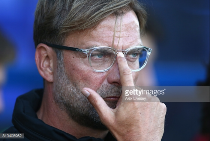 "Liverpool manager Jürgen Klopp ""not nervous"" about Reds' transfer business"