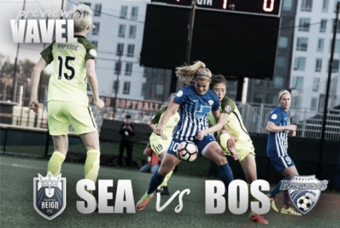 Seattle Reign FC vs Boston Breakers Preview: Holding it together