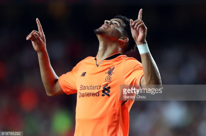 "Jürgen Klopp salutes Liverpool's ""smart move"" to sign Dominic Solanke after teenager's first goal"